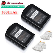 2 x 6V 3.0Ah Vacuum Battery 60776 For Eureka Quick Up 2-in-1 Cordless 96H 96A 96