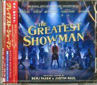 OST-THE GREATEST SHOWMAN-JAPAN CD E20
