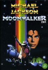 Michael Jackson - Moonwalker - NEW sealed DVD import
