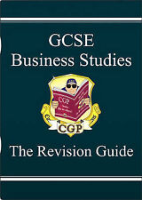 GCSE Business Studies Revision Guide by CGP Books (Paperback, 2001)