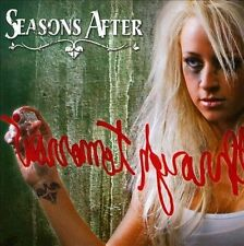 Through Tomorrow by Seasons After, CD