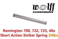 Wolff Gunspring REMINGTON 700 Striker Spring 24lb 722 725 40X Short Action 63424