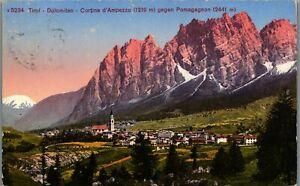 DOLOMITEN, Südtirol, Cortina d'Ampezzo
