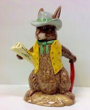 "Royal Doulton Bunnykins ""Aussie Explorer"" Character Tea Pot D7027."