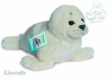 Seal  Plush Soft Toy by Teddy Hermann Collection. 90139