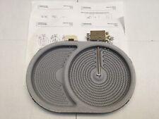 Genuine Bosch Ceramic Cooktop HILIGHT Hotplate Element NKT782K NKT782KAU/01
