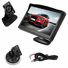 "5.5"" 800*480 TFT LCD Color 2-CH Input Car Rear View Headrest Monitor DVD VCR"