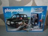 Playmobil City Action 4059 Tresorknacker mit Fluchtfahrzeug - Neu & OVP