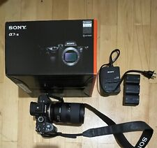 Sony Alpha 7R III 42.4 MP Digital Camera - Black With Tamron 28-75 MM Lens