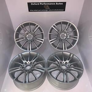 Genuine BMW MV3 E90 E91 E92 alloy wheels professionally refurbished (staggered)