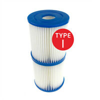 For Bestway Type I Inflatable Pump Swimming Pool Filter Cartridge Replacement Ex