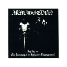 Armaggedon - 666 (The Awakening of the Baphomet's) LP