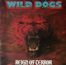 Wild Dogs ‎– Reign Of Terror CD NEW