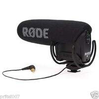 """Rode"" RØDE Stereo Video Mic Pro On Camera DSLR Broadcast Microphone 10y warrty*"
