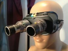 Prop GHOSTBUSTERS ECTO NIGHT VISION GOGGLES WITH LIGHTS. cosplay,