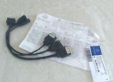 Mercedes Benz Interface - Kabel, dreiteilig, Original-Ersatzteil