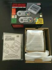 Super NINTENDO Classic Mini SNES Konsole unbespielt  !!!Viele viele Extra Spiele