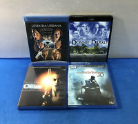 PELICULAS BLU-RAY - PACK TERROR 3D - LEYENDA URBANA DONNIE DARKO THE OTHERS