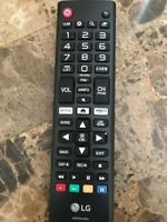 LG AKB75375604 SMART LED 2K HDR FULL HDTV Remote Control