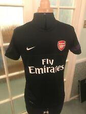 Arsenal FC retro shirt. Size L boys 12-13 years