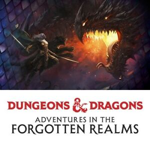 81 Adventures in the Forgotten Realms AFR Art Series Card Complete set NOT sign