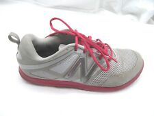 New Balance 9.5D Minimus beige pink cross training  womens running shoes
