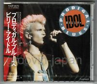 "Sealed Promo BILLY IDOL Prodigal Blues JAPAN 5"" MAXI CD TOCP-6570 w/OBI Free S&H"