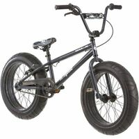 "Boys Mountain Fat Tire Bike Mongoose 20"" bicycle all terrain street BMX kids NEW"