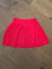 Chloe Girls Red Stitch Detail Skirt Age 5