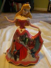 Disney Sleeping Beauty Bell Figurine - Bradford Exchange 321541