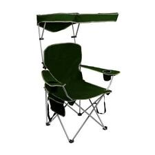 Folding Patio Camp Chair Fishing Hunting Soccer Park Sport Events Seat Sun Shade