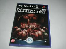 ps2 game UK PAL VERSION,def jam fight for ny,complete