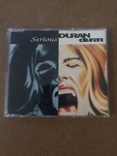 Duran Duran Serious 3 Track UK CD Single EX Condition. CD DD 15 Free Shipping!