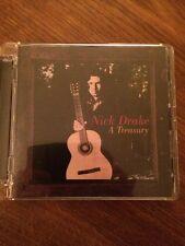 Nick Drake : Nick Drake: A Treasury - Hybrid  surround sound SACD /  CD