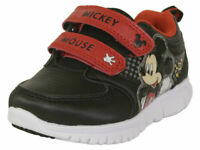 Disney's Mickey Mouse Toddler Boys' Sneakers, Sz: 7,8,9,10,11,12