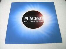 LP PLACEBO BATTLE  FOR THE SUN VINYL