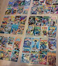 Huge Dc Comic lot bronze age 80 comics!