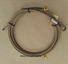 ShoreStation Stainless Steel Winch Cable for SS & SSV 2600-4000 Capacity Hoists