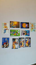 (Lot 577t) Collection of 10 Phone Cards -Disney, Garfield, Pink Panther