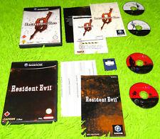 Resident Evil 1 0 ZERO Speicherkarte Nintendo GameCube GC 2 Spiele DEUTSCH Wii