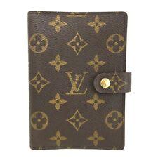 100% Authentic Louis Vuitton Monogram Agenda PM Notebook Cover / pCCD