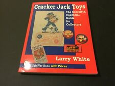 New Cracker Jack Toys The Complete Unofficial Guide for Collectors Book