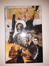 Dark Horse Comics Star Wars Shadows of The Empire Hardcover #689/1000...