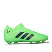 Adidas Junior Nemeziz Messi 18.1 FG Football Boots DB2361 RRP £80.00