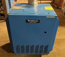 Buderus Hot Water Gas Convectional Boiler Logano G234X - Excellent Condition !!