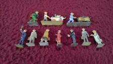 HO MARKLIN FIGURE SET 404Ga UNBOXED AVERAGE CONDITION