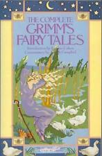 The Pantheon Fairy Tale and Folklore Library: The Complete Grimm's Fairy Tales