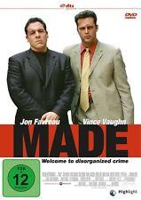 """(FAMKE JANSSEN/SEAN """"P.DIDDY"""" COMBS)  MADE   DVD NEU"""