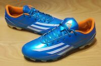 Adidas Mens Blue Soccer Cleats Size 10