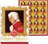 Reber Mozart Chocolate - Kugeln Marzipan -  20 Piece Portrait - gift box